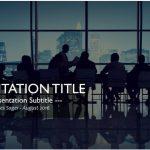 ビジネスで使えるかっこいい無料パワポテンプレート Business PowerPoint