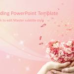 ウェディング関連で使える!無料パワポテンプレート Free Wedding PowerPoint Template